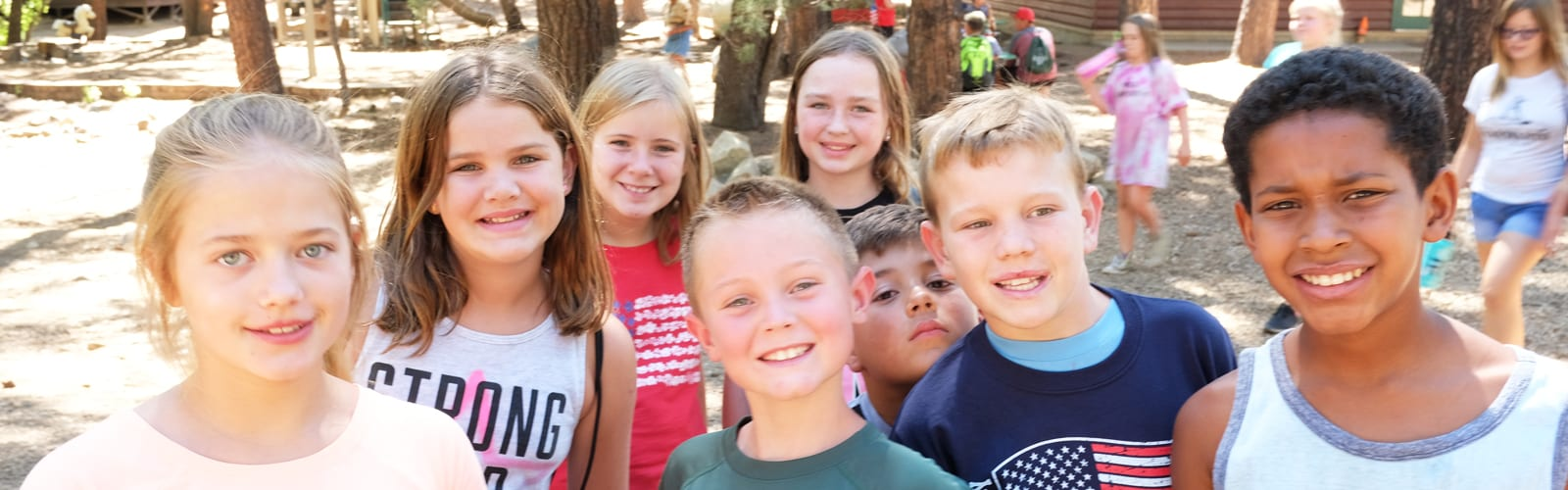 Financial Assistance | Arizona Valley of the Sun YMCA Camp Sky-Y