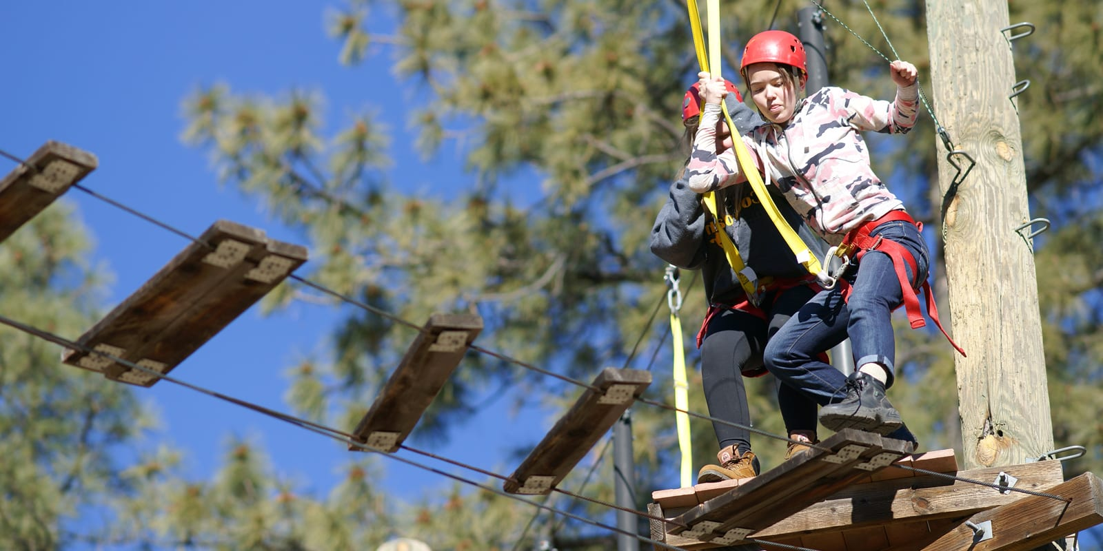 Discover Your Potential | Learn New Skills | Arizona Camp | Valley of the Sun YMCA Camp Sky-Y