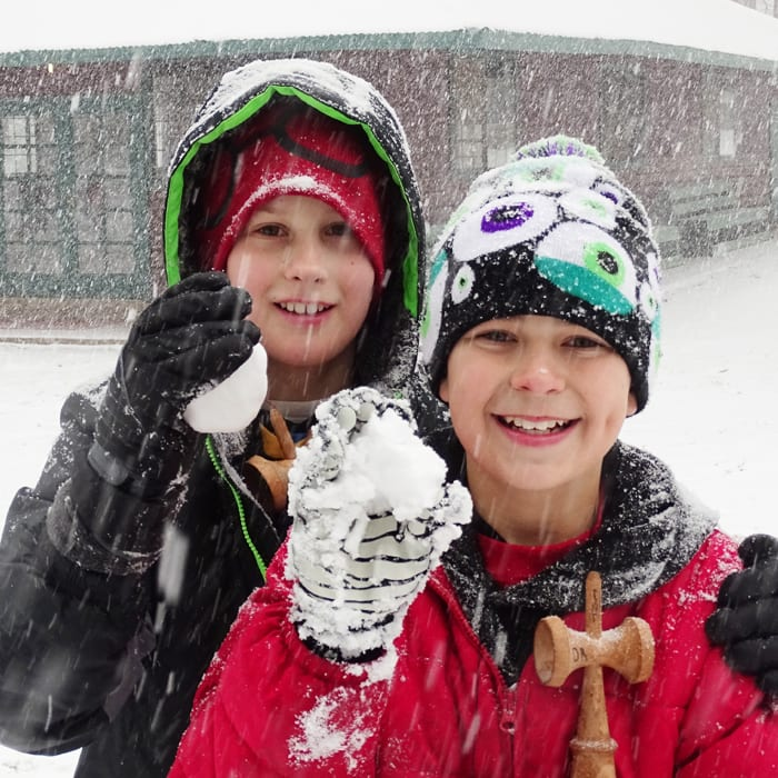 Winter Camp at Camp Sky-Y   Arizona Camp   Valley of the Sun YMCA Camp Sky-Y